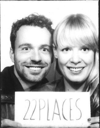 Jenny und Sebastian von 22places.de