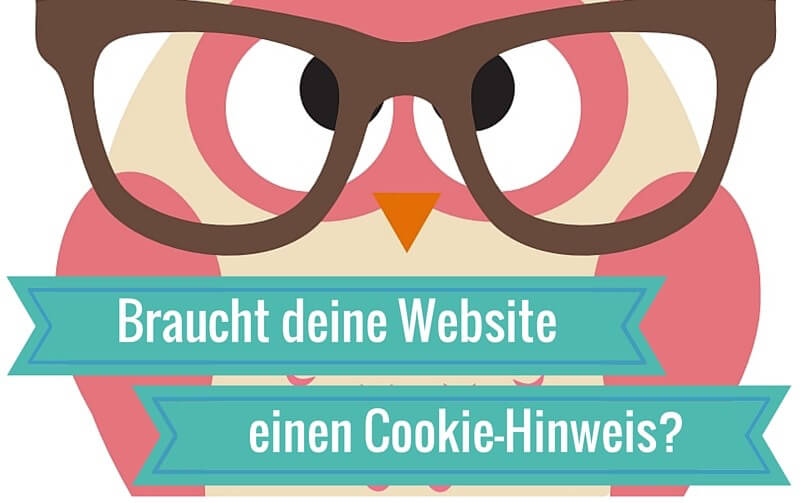 Cookie-Richtlinie EU Infografik Header